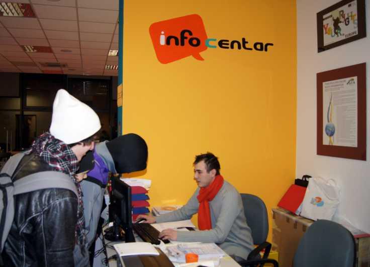 Info centar za mlade karlovačke županije